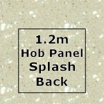 Calico Hob Panel Splashback 1220mm