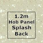 Calico Hob Panel Splashback 1220mm