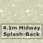 Calico Midway Splashback 4100mm