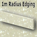 Calico Radius Edging 1020mm