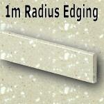 Calico Radius Edging 1020mm