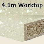 Calico Worktop 4100mm