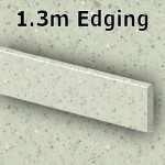 Pearl Grey Edging 1350mm