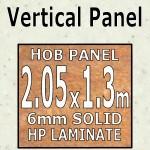 Glacial Storm Hob-Panel