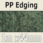 Green Polar Granite PP Edging 1m
