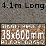Ipanema Grey Worktop 4.1m