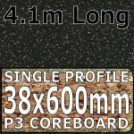Iquitos Noir Worktop 4100mm