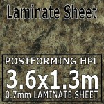 Jamocha Granite Laminate Sheet 3660 Mm X 1320 mm