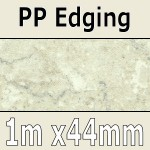 Jura Marble PP Edging 1m