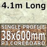 Jura Marble Worktop 4100mm