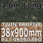 Axiom Kerala Granite Breakfast Bar 3.6m