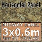 Kota Midway Panel 3030mm
