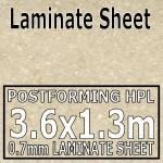 Latte Laminate Sheet 3660mm X 1320mm
