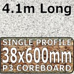 Lava Dust Worktop 4100mm