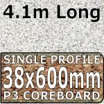 Lava Dust Worktop 4100mm