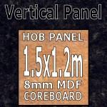 Lima Gloss Hob Panel 1.5m