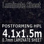 Lima Hi Gloss Laminate Sheet 4120mm X 1510mm