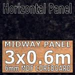 Lima Gloss Midway Panel 3m