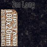 Lima Gloss Upstand 3m