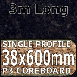 Lima Gloss Worktop 3m