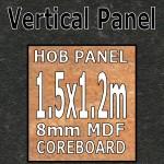 Lima Hob Panel 1500mm