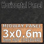 Midnight Surf Midway Panel 3030mm