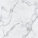 Nuance Calacatta Marble Narrow Worktop 30mm x 3m Radiance