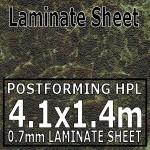 Olympus Laminate Sheet 4120mm X 1400mm