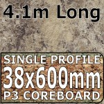 Perlato Granite Worktop 4100mm