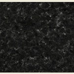 Black Granite Breakfast Bar 3600mm