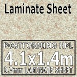Sandgrain Laminate Sheet 4120mm X 1400mm