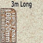 Sandgrain Upstand 3m