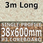 Sandgrain Worktop 3000mm