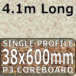 Sandgrain Worktop 4100mm