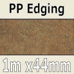Sandstone PP Edging 1m