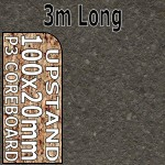 Smoke Upstand 3m