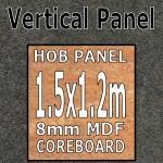 Solok Hob Panel 1500mm
