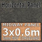 Solok Midway Panel 3030mm
