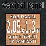 Star Black Hob-Panel
