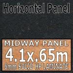 Star Black Midway-Panel