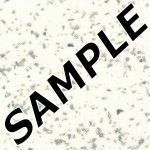 Strass Blanc Metallic Laminate Sample Polyrey Sample