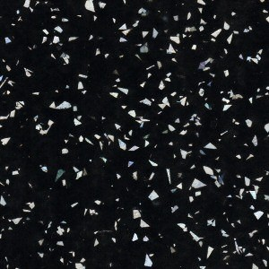 Strass Noir Metallic Gloss