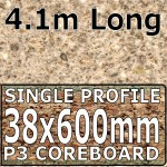 Taurus Sand Worktop 4.1m