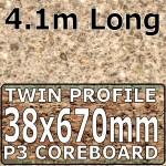 Taurus Sand 670 Breakfast Bar 4.1m