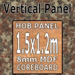 Toscanna Hob Panel 1500mm