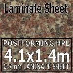 Toscanna Laminate Sheet 4120mm X 1400mm