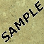 Travertine Laminate Sample