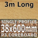 Woodmix Worktop 3000mm