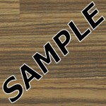 Zebrano Blocked Formica Sample