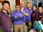 BBC's DIY SOS Oxford